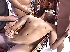 Transsexual Fucking This Horny Dude Really Hard